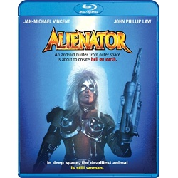 Alienator Blu-ray Cover