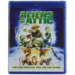 Aliens in the Attic Blu-ray Cover