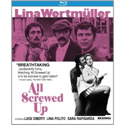 All Screwed Up Blu-ray Cover