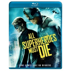 All Superheroes Must Die Blu-ray Cover