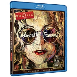 Almost Famous Blu-ray Cover