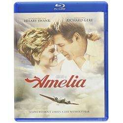 Amelia Blu-ray Cover