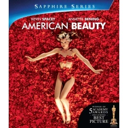 American Beauty Blu-ray Cover