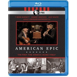 American Epic Blu-ray Cover