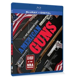 American Guns Blu-ray Cover