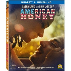American Honey Blu-ray Cover