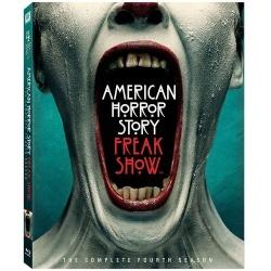 American Horror Story: Freak Show Blu-ray Cover