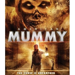 American Mummy Blu-ray Cover