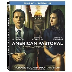 American Pastoral Blu-ray Cover