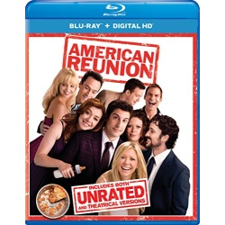 American Reunion Blu-ray Cover