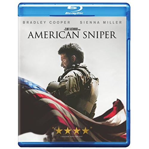 American Sniper Blu-ray Disc Title Details