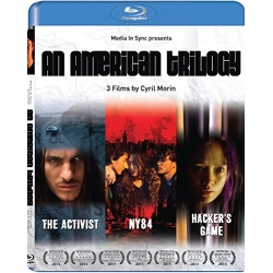 American Trilogy Blu-ray Cover