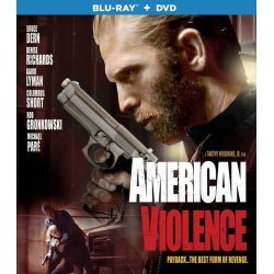 American Violence Blu-ray Cover