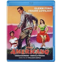 Americano Blu-ray Cover