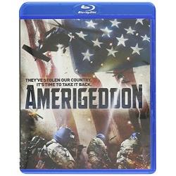 Amerigeddon Blu-ray Cover