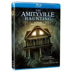 Amityville Haunting Blu-ray Cover