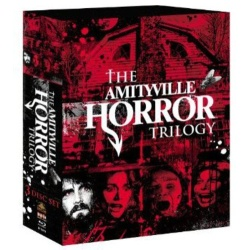 Amityville Horror Trilogy Blu-ray Cover