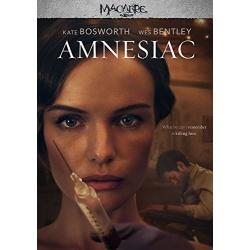 Amnesiac Blu-ray Cover