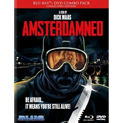 Amsterdamned Blu-ray Cover