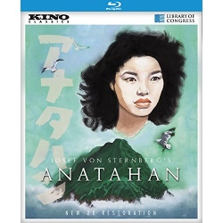 Anatahan Blu-ray Cover