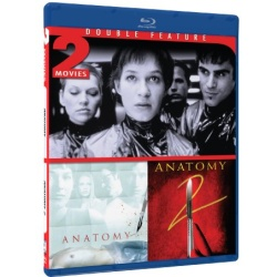 Anatomy / Anatomy 2 Blu-ray Cover