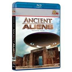Ancient Aliens: Season Four Blu-ray Cover