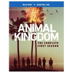 Animal Kingdom: The Complete 1st Season Blu-ray Cover