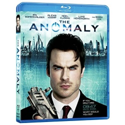 Anomaly Blu-ray Cover