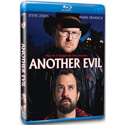 Another Evil Blu-ray Cover