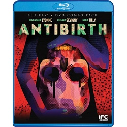 Antibirth Blu-ray Cover