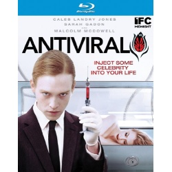 Antiviral Blu-ray Cover