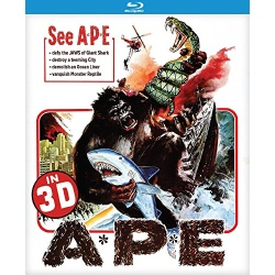 Ape Blu-ray Cover