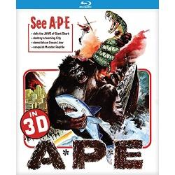 Ape Blu-ray Cover