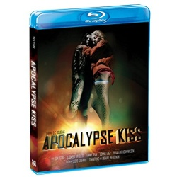Apocalypse Kiss Blu-ray Cover