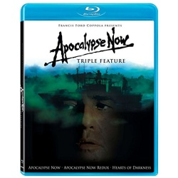 Apocalypse Now: Triple Feature Blu-ray Cover