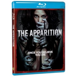 Apparition Blu-ray Cover