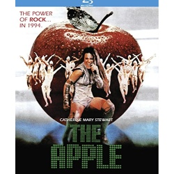 Apple Blu-ray Cover
