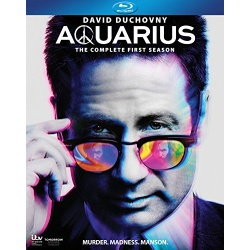Aquarius: The Complete 1st Season Blu-ray Cover