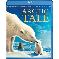 Arctic Tale Blu-ray Cover