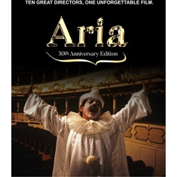 Aria Blu-ray Cover