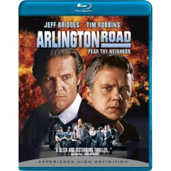 Arlington Road Blu-ray Cover