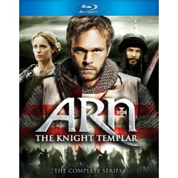 Arn: The Knight Templar - The Complete Series Blu-ray Cover