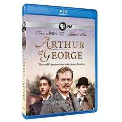 Arthur & George Blu-ray Cover