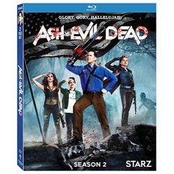 Ash vs Evil Dead: Season 2 Blu-ray Cover