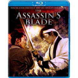 Assassin's Blade Blu-ray Cover