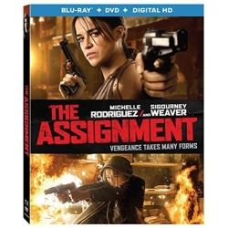 Assignment Blu-ray Cover