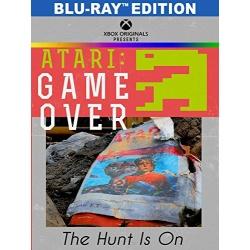 Atari: Game Over Blu-ray Cover