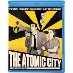 Atomic City Blu-ray Cover