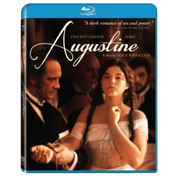 Augustine Blu-ray Cover