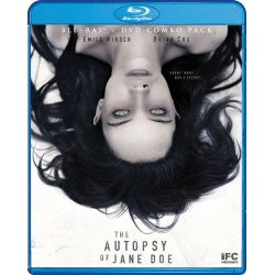 Autopsy of Jane Doe Blu-ray Cover